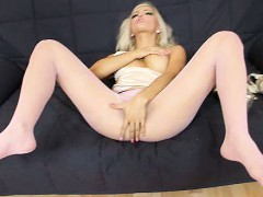 Super blond Jenna Fuckable...