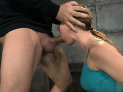Sexy wife sex at work